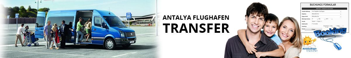 Gazipasa Flughafen Transfer