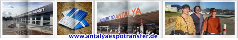 Antalya Flughafen Side Belek Alanya Transfer